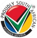Proudly South African Founder Member